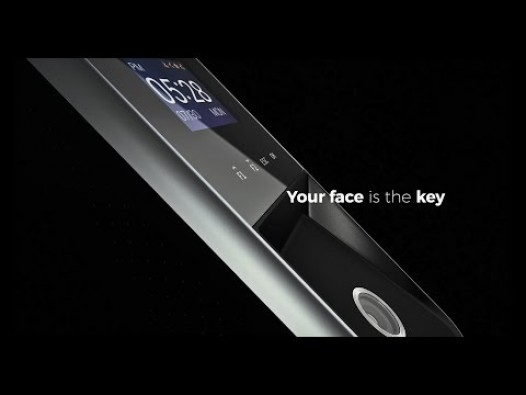 Embedded thumbnail for Näotuvastusega FaceLite