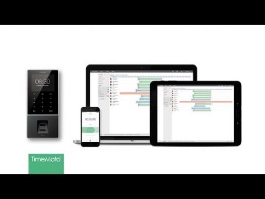 Embedded thumbnail for TimeMoto tööajaarvestuse terminalid