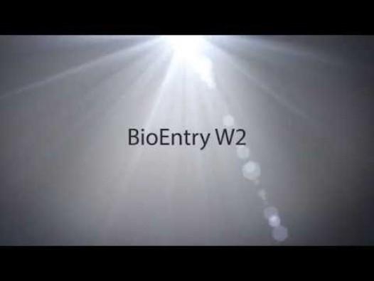 Embedded thumbnail for Sõrmejäljelugeja BioEntry W2