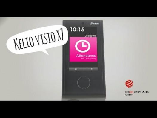Embedded thumbnail for Tööaja registreerimise süsteem Kelio Visio X7