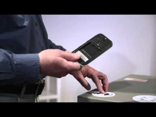 Embedded thumbnail for Mobiilitelefonide ja andmekandjate purustaja Intimus FlashEx