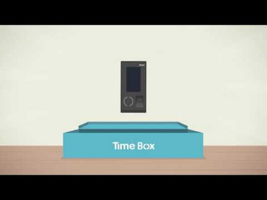 Embedded thumbnail for Tööaja registreerimise lahendus - TimeBox